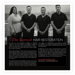 Faces of Hair Restoration image